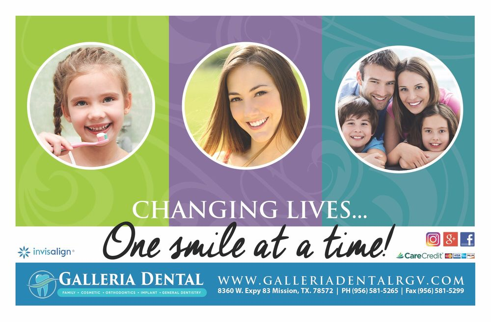 Galleria Dental: 8360 W Expy 83, Mission, TX