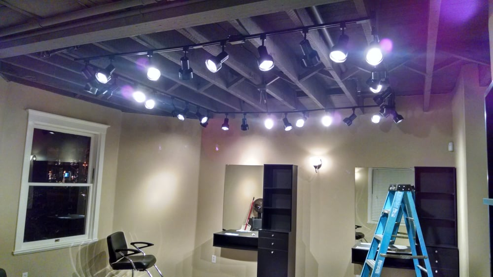 Photo Of Mammoth Handyman Lincoln Ca United States Track Lighting Install At