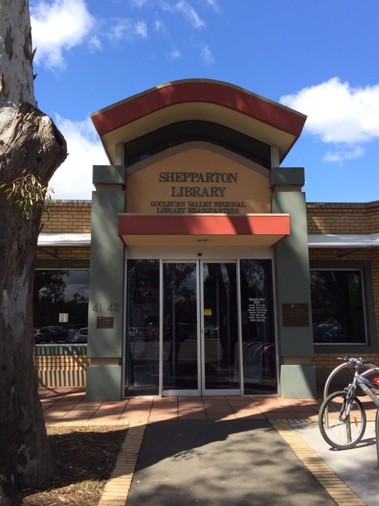 Image result for picture of shepparton library in australia