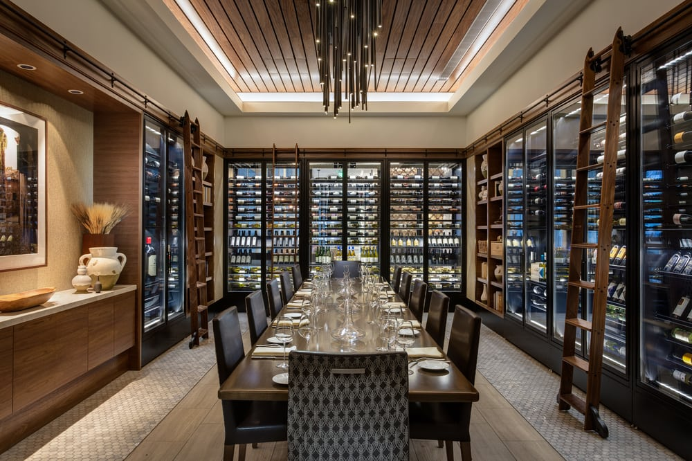 Osteria pronto 115 photos 87 reviews italian 110 e - Jw marriott la live room service menu ...