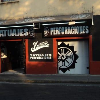 Kaustika Tatuajes Y Perforaciones Coyoacán Tatuajes Centenario
