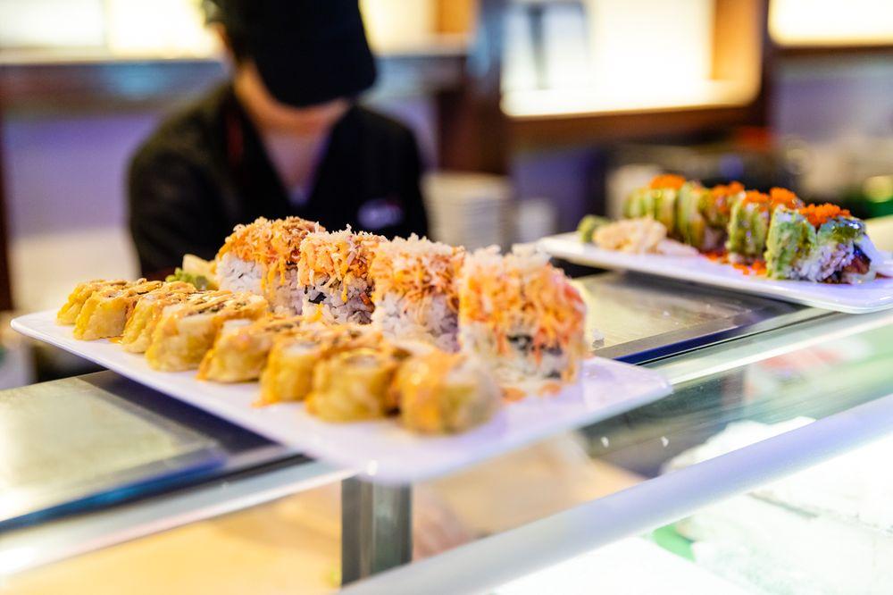 Ginza Sushi Hibachi: 8635 Blanding Blvd, Jacksonville, FL
