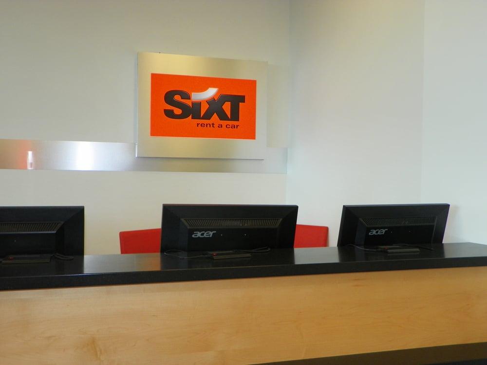 Sixt car rental seatac airport reviews 13