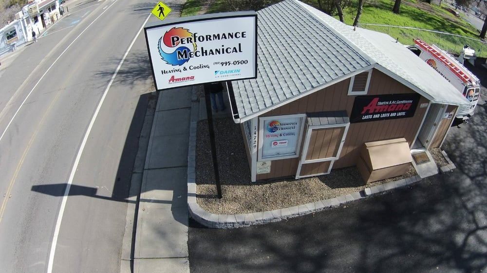 Performance Mechanical Heating & Cooling: 14729 Lakeshore Dr, Clearlake, CA