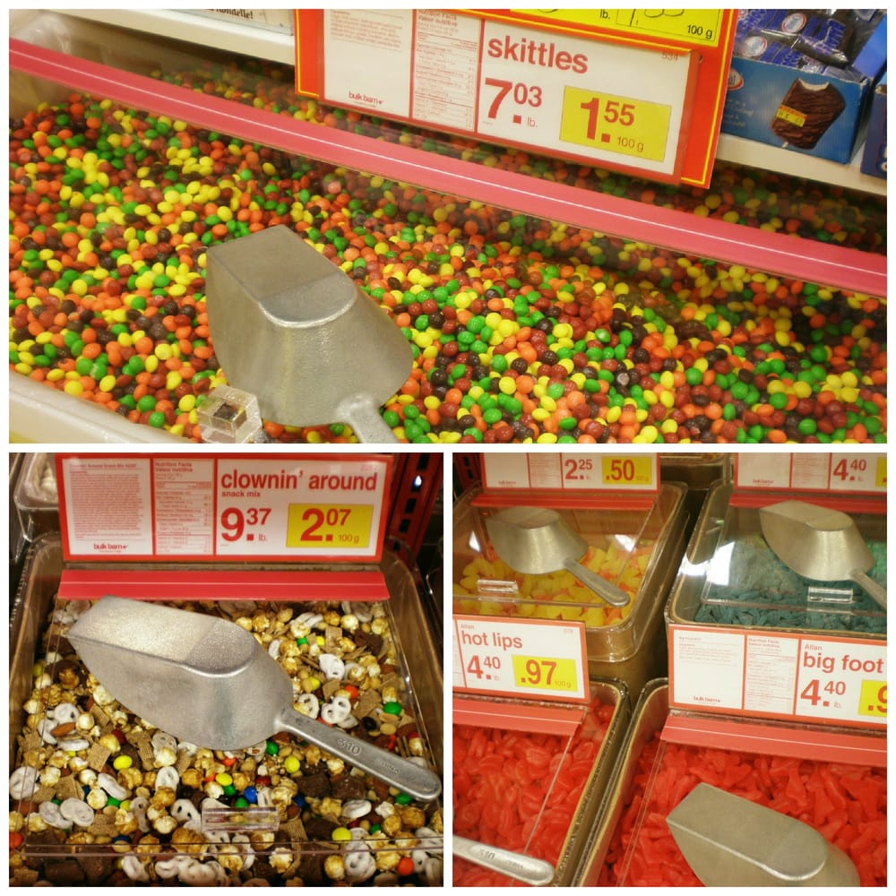 Candy At Bulk Barn Yelp