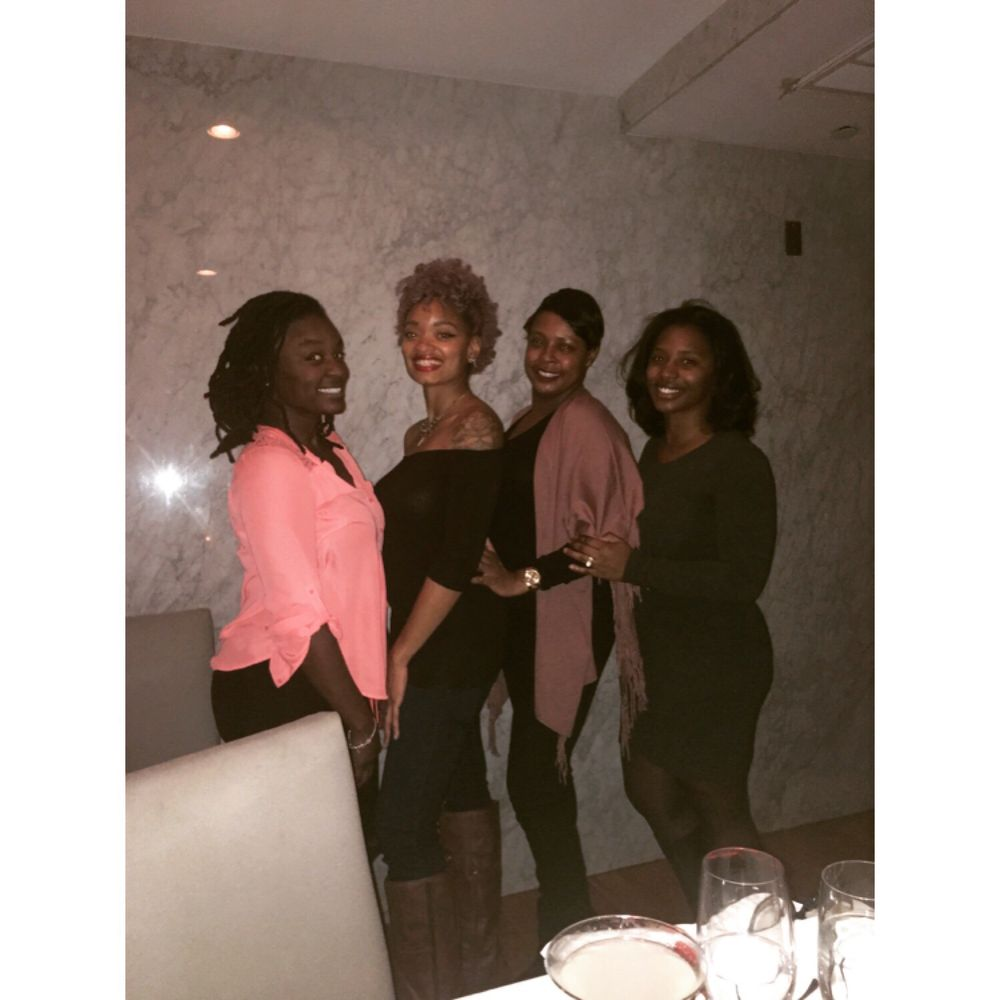 Birthday Dinner With The Ladies