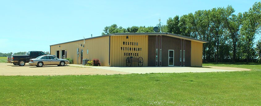 Western Veterinary Clinic: 1495 County Hwy 6, Tyler, MN