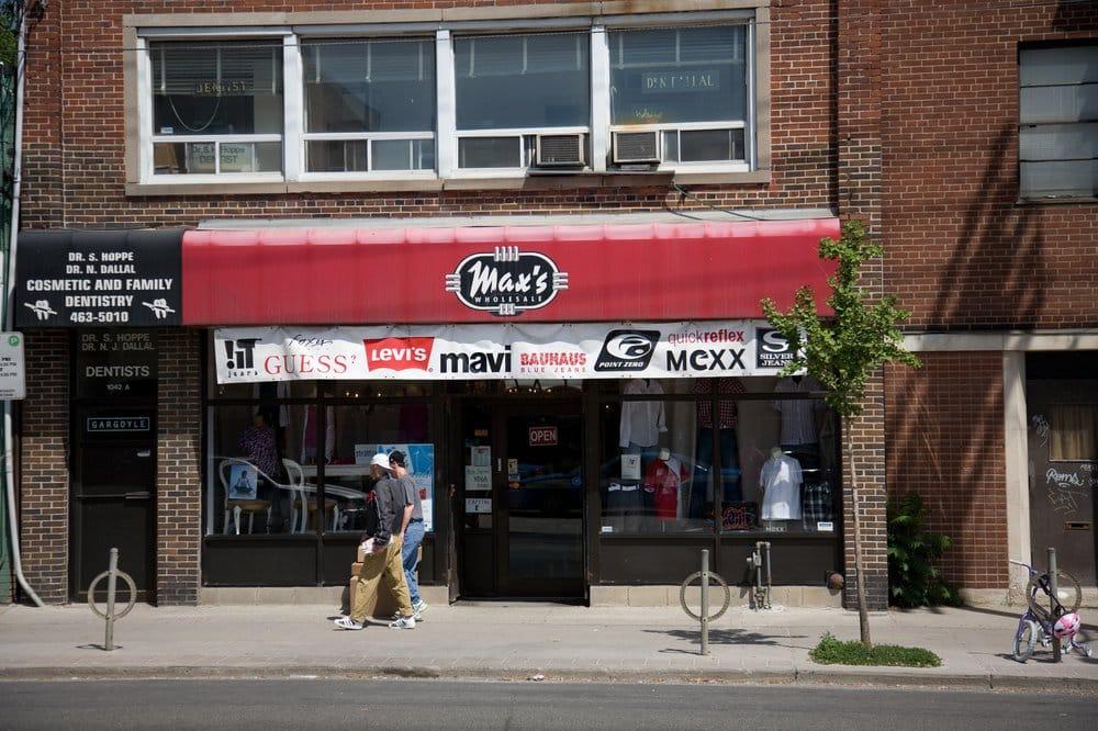 Max Wholesalers