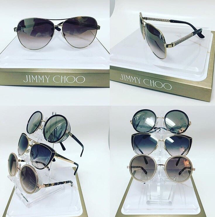 4fa477b9a7 New Jimmy Choo Designer Sunglasses and Optical glasses are now ...