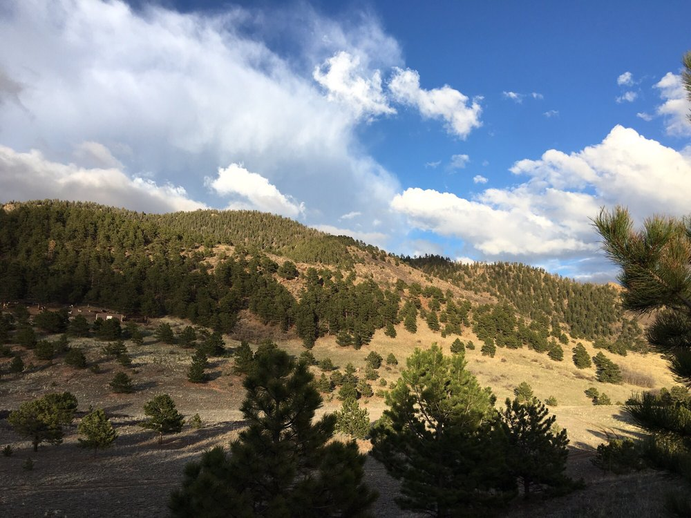 Rocky Top Motel & Campground: 10090 W US Hwy 24, Green Mountain Falls, CO
