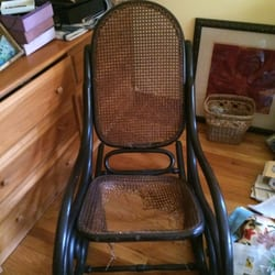 Photo Of Professional Furniture Services   Ashland, MA, United States.  Barbash Cane Chair