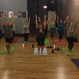 2013 Guide to Pittsburgh Yoga Studios,