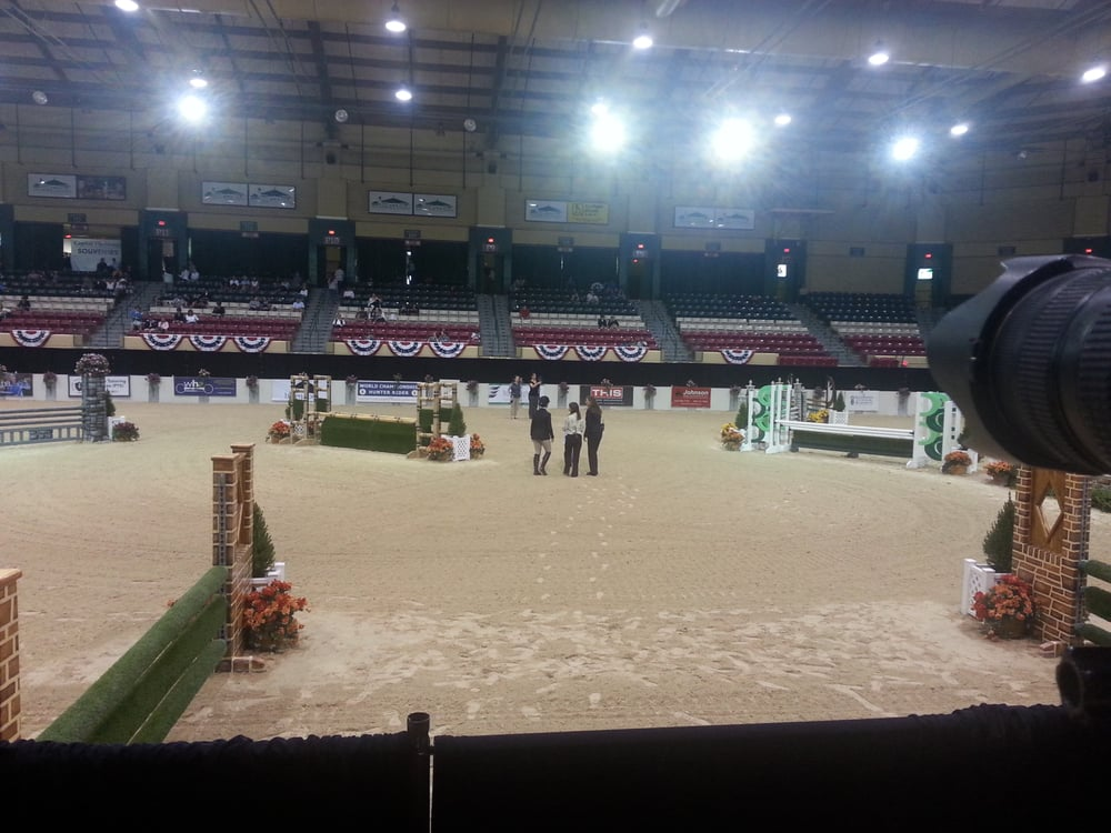Prince George S Equestrian Center Venues Amp Event Spaces