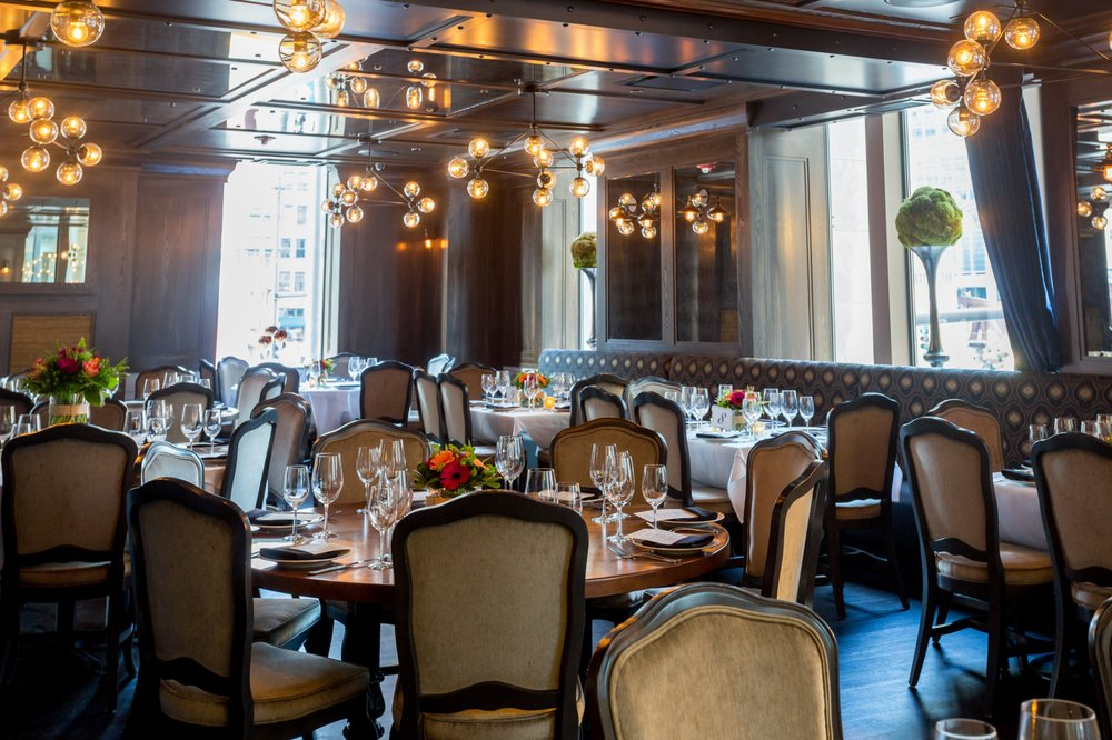Chicago 39 S Largest Yet Most Intimate Private Dining Rooms Seated 75