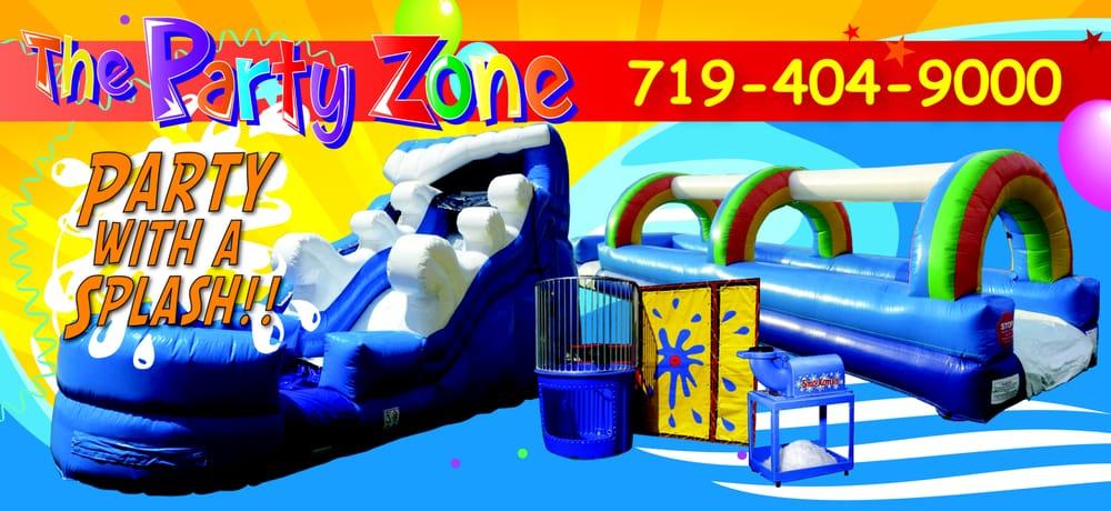 The Party Zone: 2117 E Evans Ave, Pueblo, CO