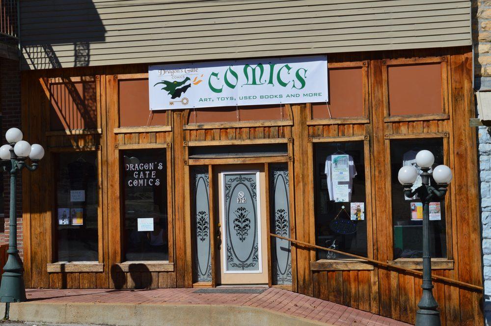 Dragon's Gate Comics: 375 Main St, Mammoth Spring, AR