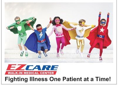Ezcare Walk-In Medical Center: 260 Russell Ave, New Martinsville, WV