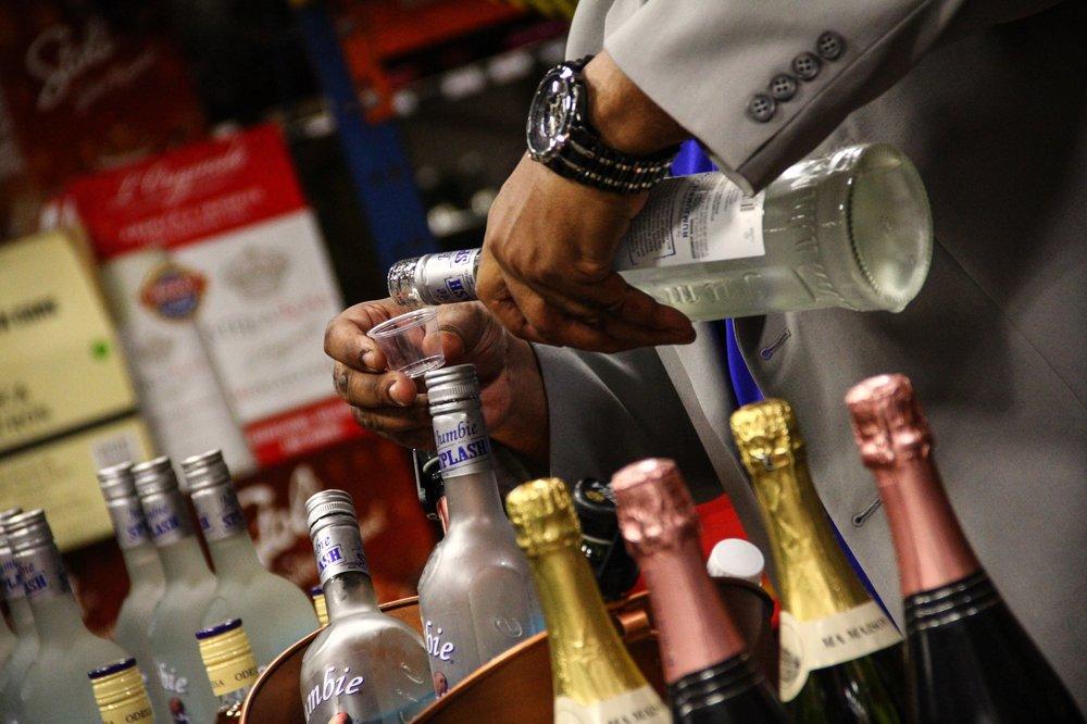 Five Towns Wines & Liquors: 601 Burnside Ave, Inwood, NY
