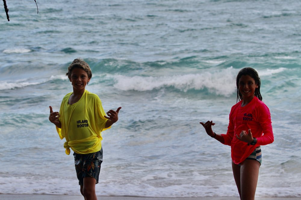Island Roots Surf School: Anahola, HI