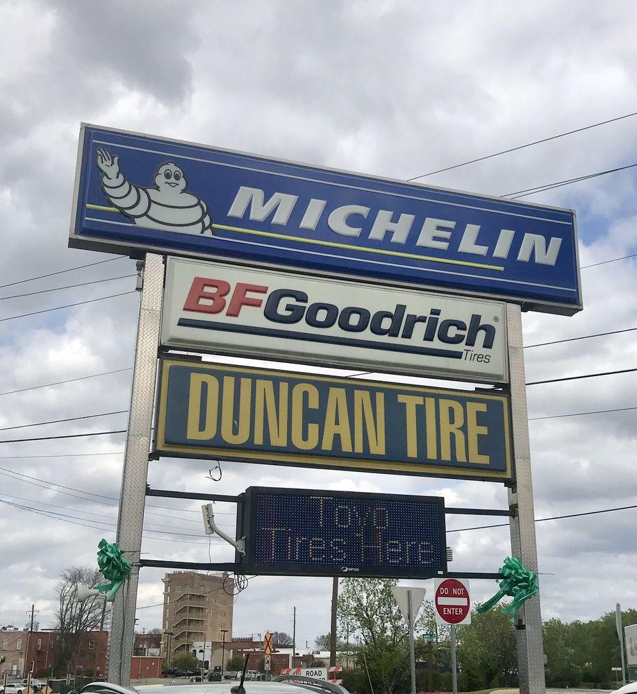 Duncan Tire Company: 301 Telfair St, Dublin, GA