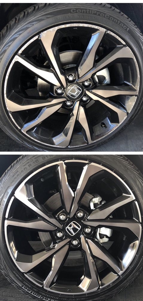 Desert Wheel Repair: 68469 Commercial Rd, Cathedral City, CA