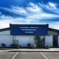 Animal World Veterinary Clinic: 1105 W Broadway Ave, Moses Lake, WA