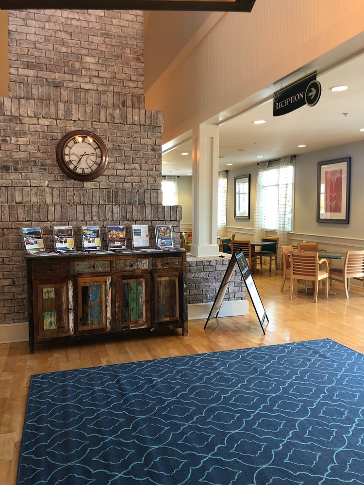 Brunswick Forest Fitness & Wellness Center: 2701 Brunswick Forest Pkwy, Leland, NC