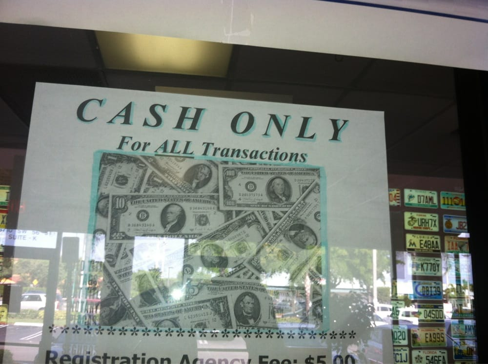 Cash Only Yelp