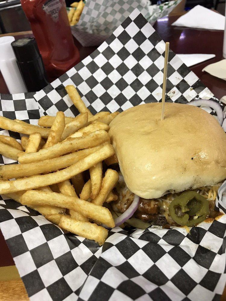 McKenzie's Burger Garage: 206 NW Dearborn, Lawton, OK