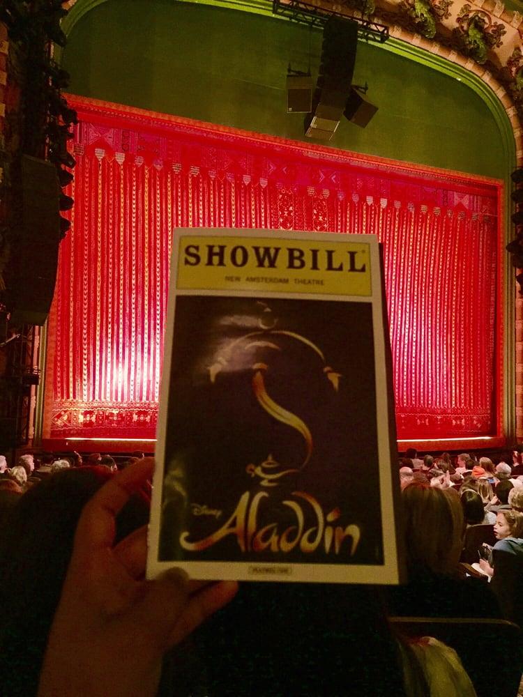 Aladdin The Musical Yelp