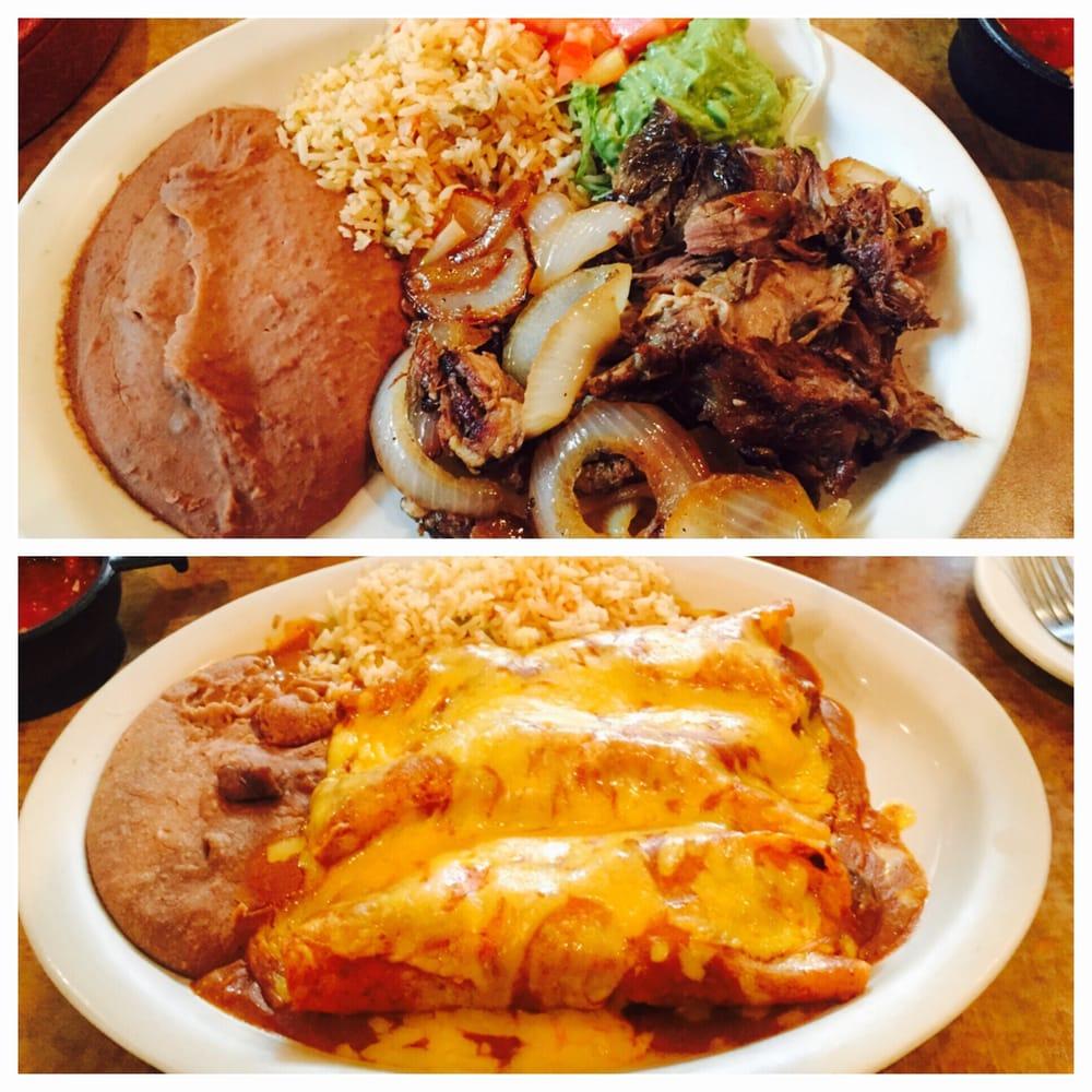 Lopez Mexican Restaurant Wilcrest Menu