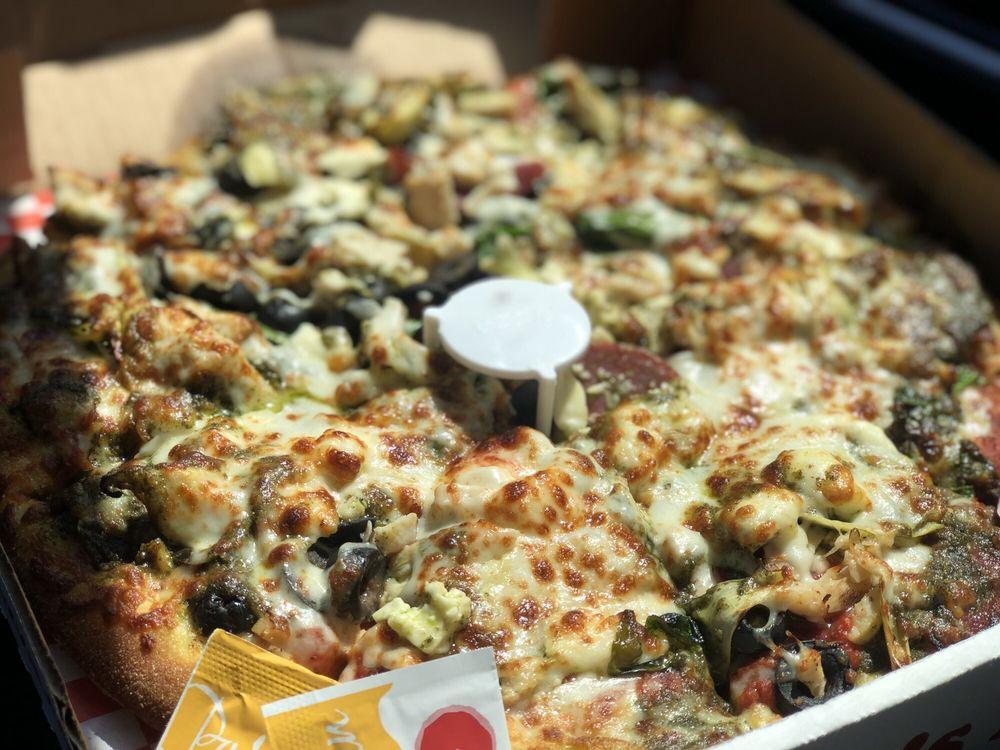 Seniores Pizza