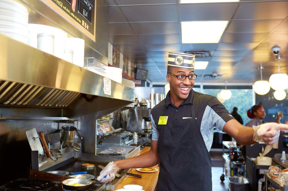 Waffle House: 1718 US Hwy 52 N, Albemarle, NC