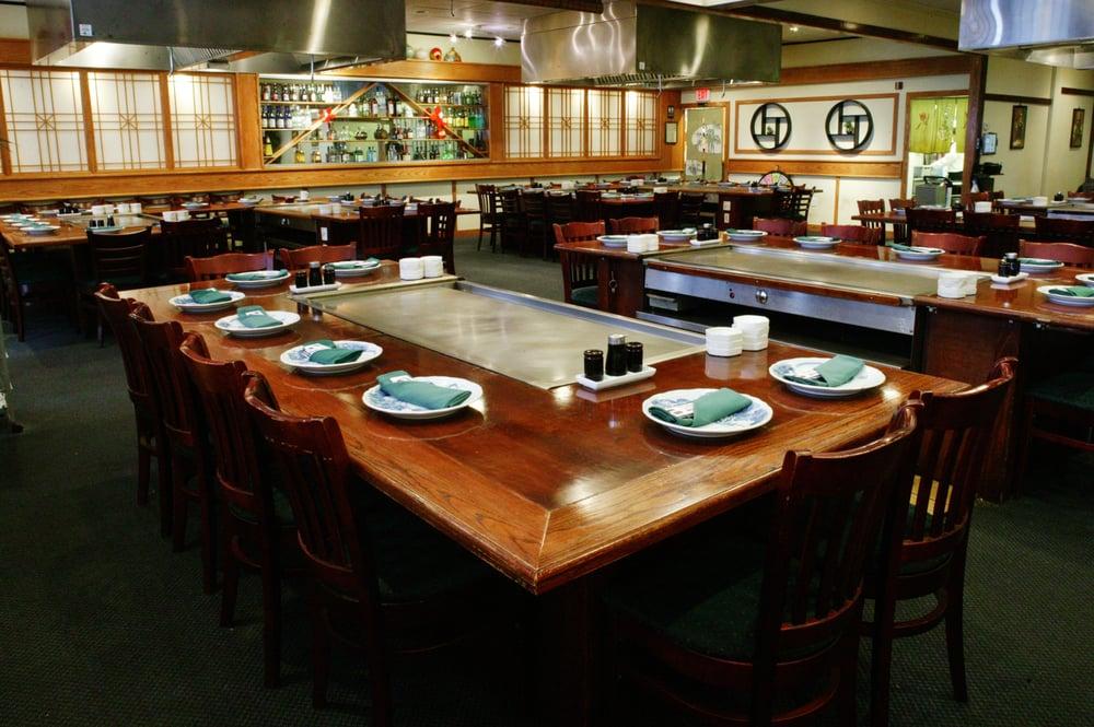 Large Hibachi Table Yelp - Hibachi table restaurant