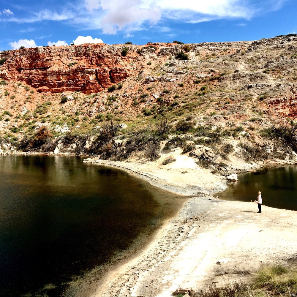 Bottomless Lakes State Park: 545 Bottomless Lakes Rd, Roswell, NM