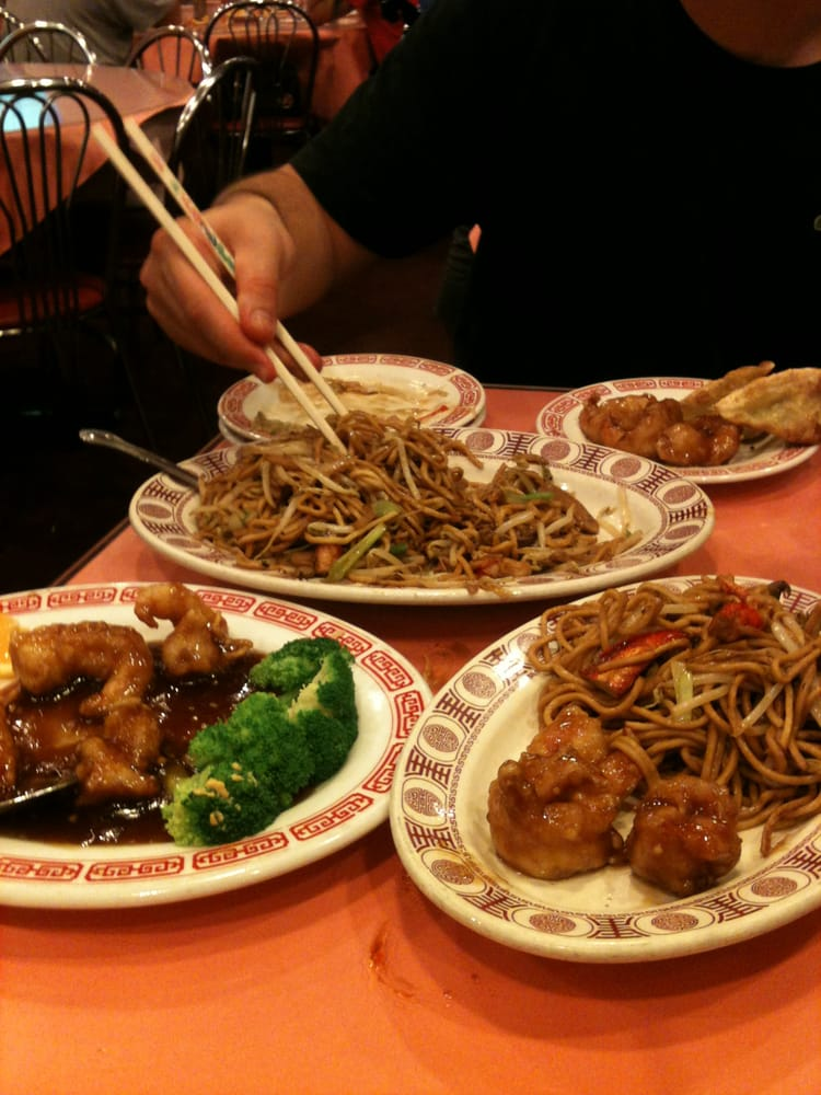 Lobster lo mein and general tso 39 s shrimp yelp for Aashiyana indian cuisine reading pa