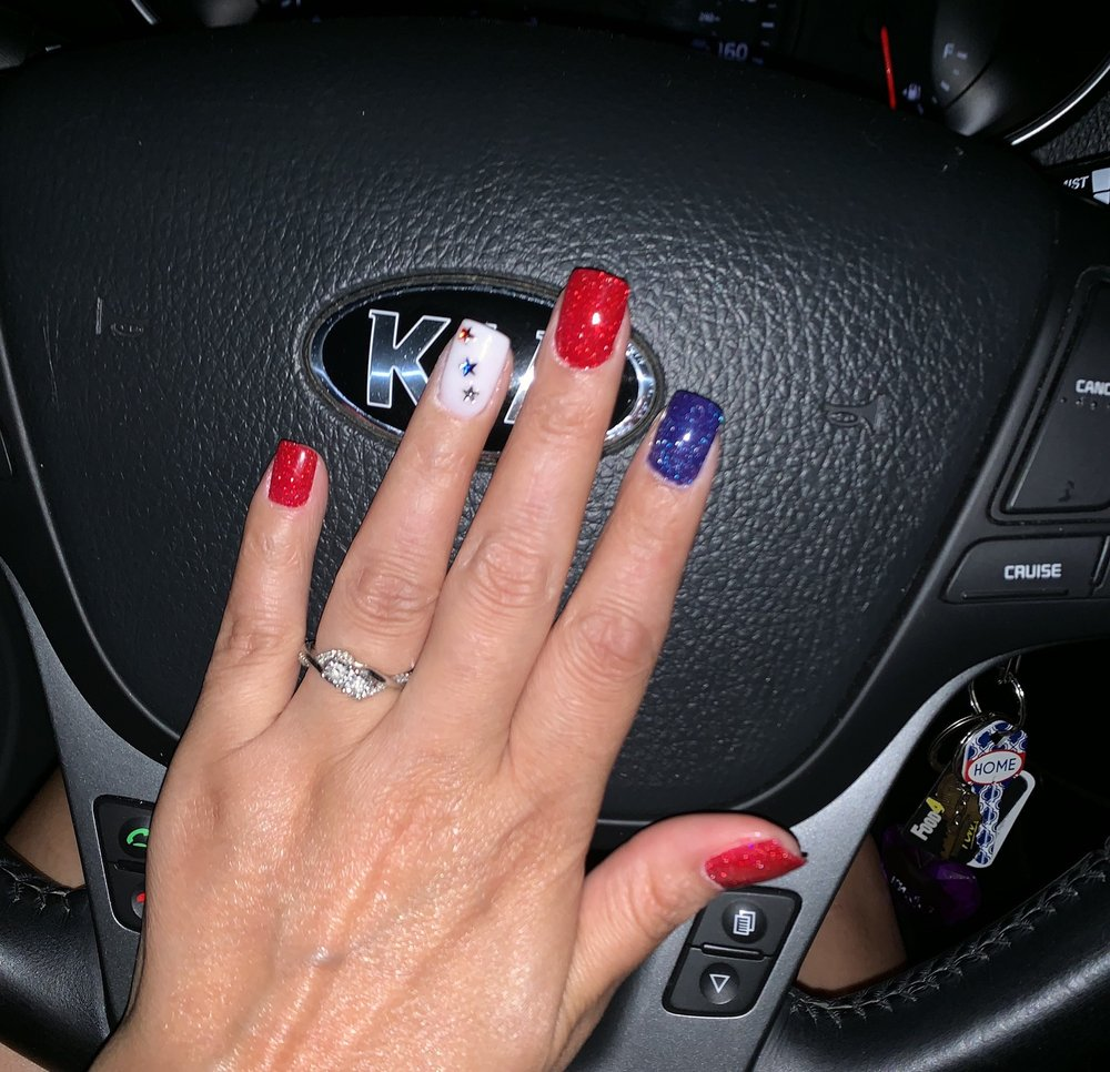 Enke Nails and Spa: 21596 N John Wayne Pkwy, Maricopa, AZ