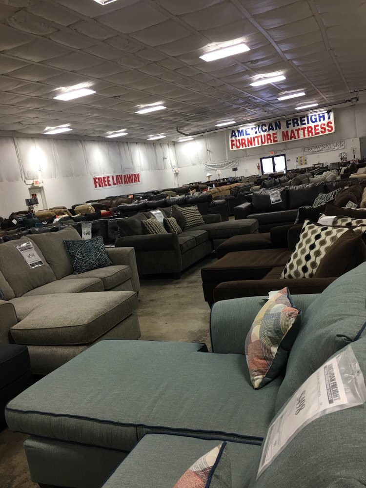 american freight furniture and mattress furniture stores 1217 e mckinley ave mishawaka in. Black Bedroom Furniture Sets. Home Design Ideas