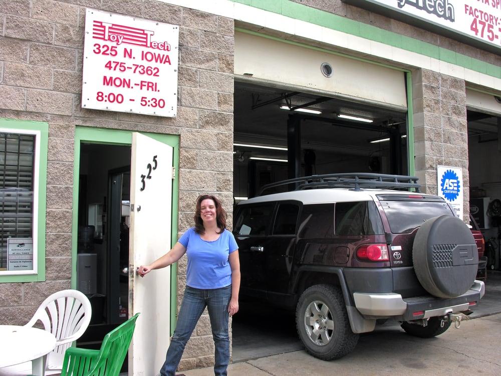 do it yourself auto shop colorado springs