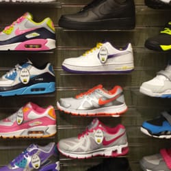 Shoe Stores In Eastpoint Mall
