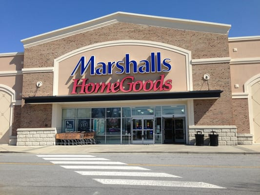 Marshalls clothing store in conyers ga
