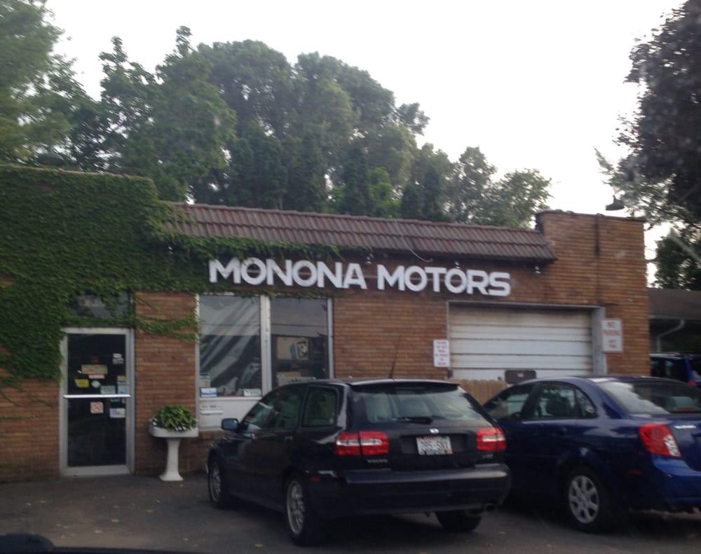 Monona Motors: 4500 Winnequah Rd, Monona, WI