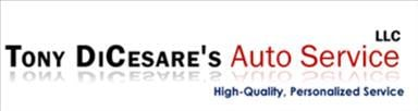 Tony Di Cesare's Auto Service: 301 Haddon Ave, Haddon Township, NJ