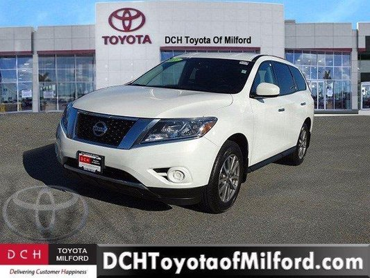DCH Toyota Of Milford 300 Fortune Blvd Milford, MA Auto Repair   MapQuest
