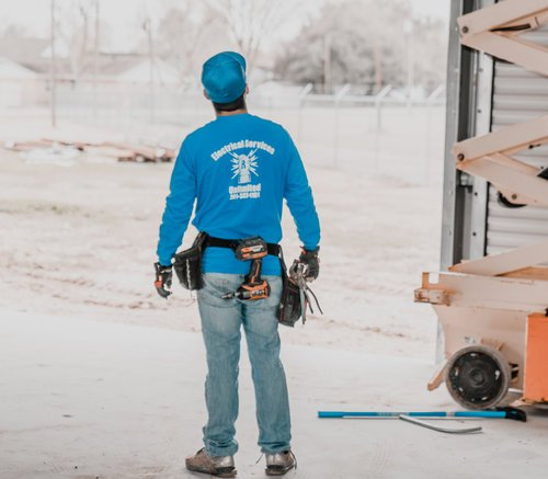 Electrical Services R Unlimited: 2260 Dickinson Ave, Dickinson, TX