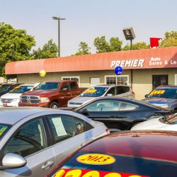 Fresno Car Dealers >> Premier Auto Sales Leasing New 15 Photos 12 Reviews