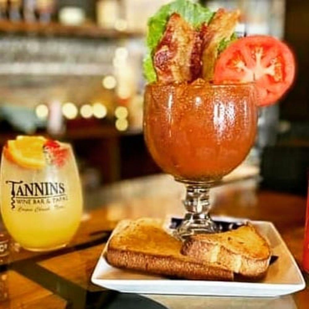 Social Spots from TANNINS Wine Bar & Tapas Restaurant