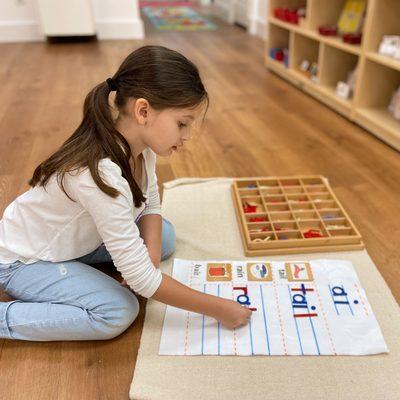 The Sacred Heart Montessori