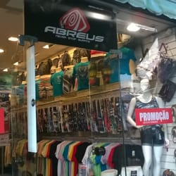 4aeeb4692 Loja Abreus - Roupas Esportivas - Avenida Conde da Boa Vista