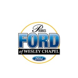 Parks Ford of Wesley Chapel logo